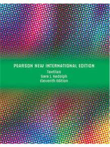 Textiles: Pearson New International Edition